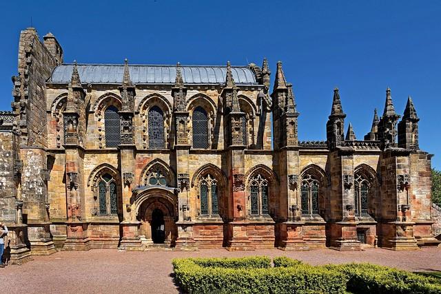 Scotland / Roslin / Rosslyn Chapel
