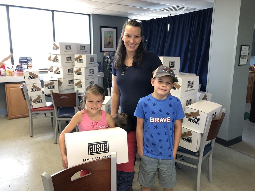 Family Activity Box Aug. 2019