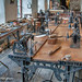 Armley Mills Museum - Sewing Room