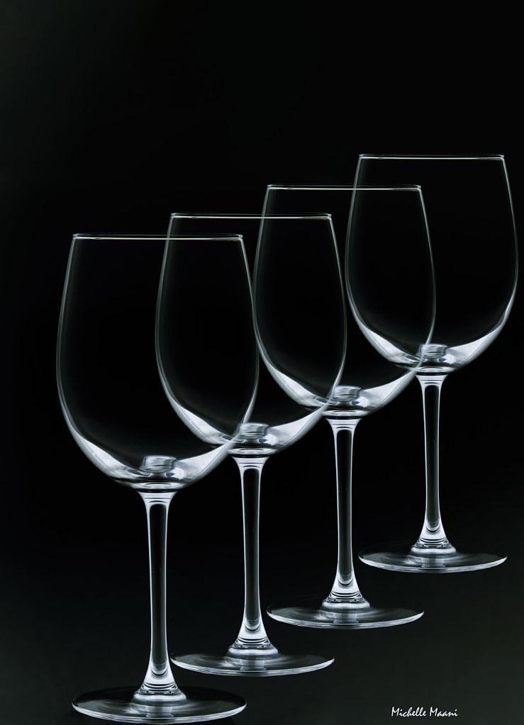 Glasses, glasses everywhere