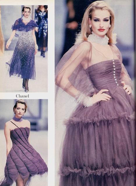 Chanel Haute Couture A/W 1991-2
