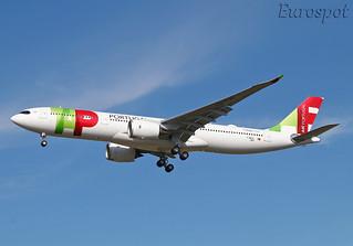F-WWYD Airbus A330 Neo Air Portugal