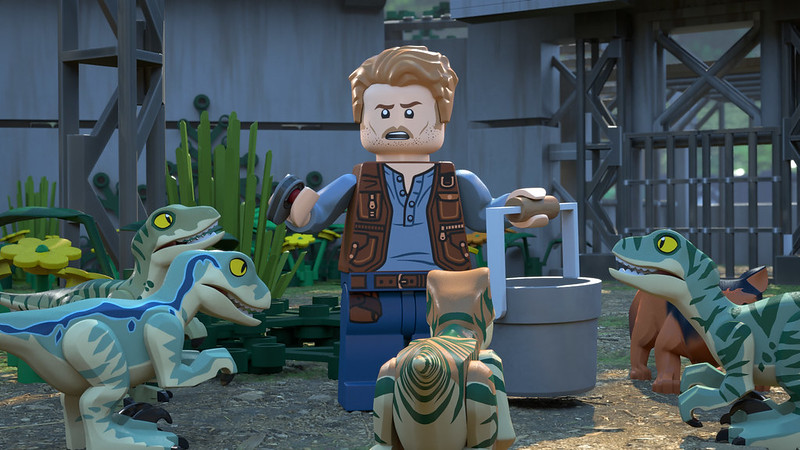 LEGO Jurassic World Legends of Isla Nublar
