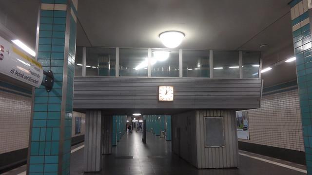 1969/73 Berlin-O. U-Bahnhof Tierpark U5 Am Tierpark in 10319 Friedrichsfelde