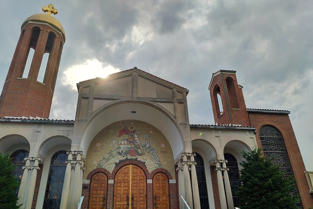 St George Antiochian Cathedral