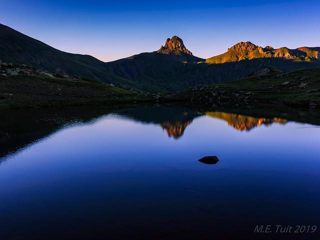 Mirror @ the mountains