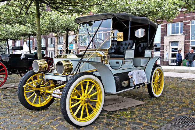 Stanley Steamer R 20 Touring 1908 (7154)