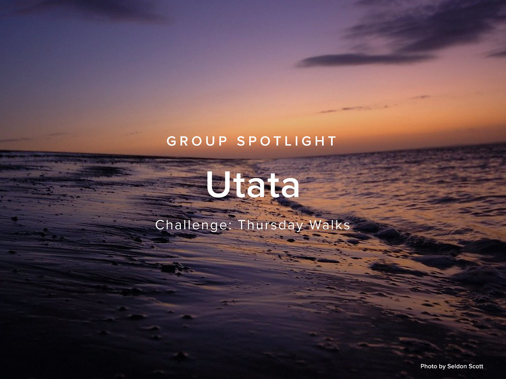 "Join the ""Thursday Walk"" Photo Challenge with Flickr's Utata Group"