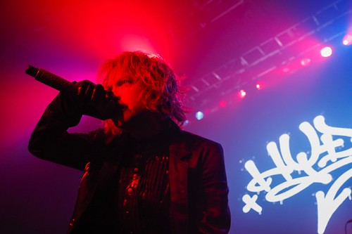 Hyde 擔任英搖滾團 Bring Me the Horizon 演唱會開場嘉賓 1