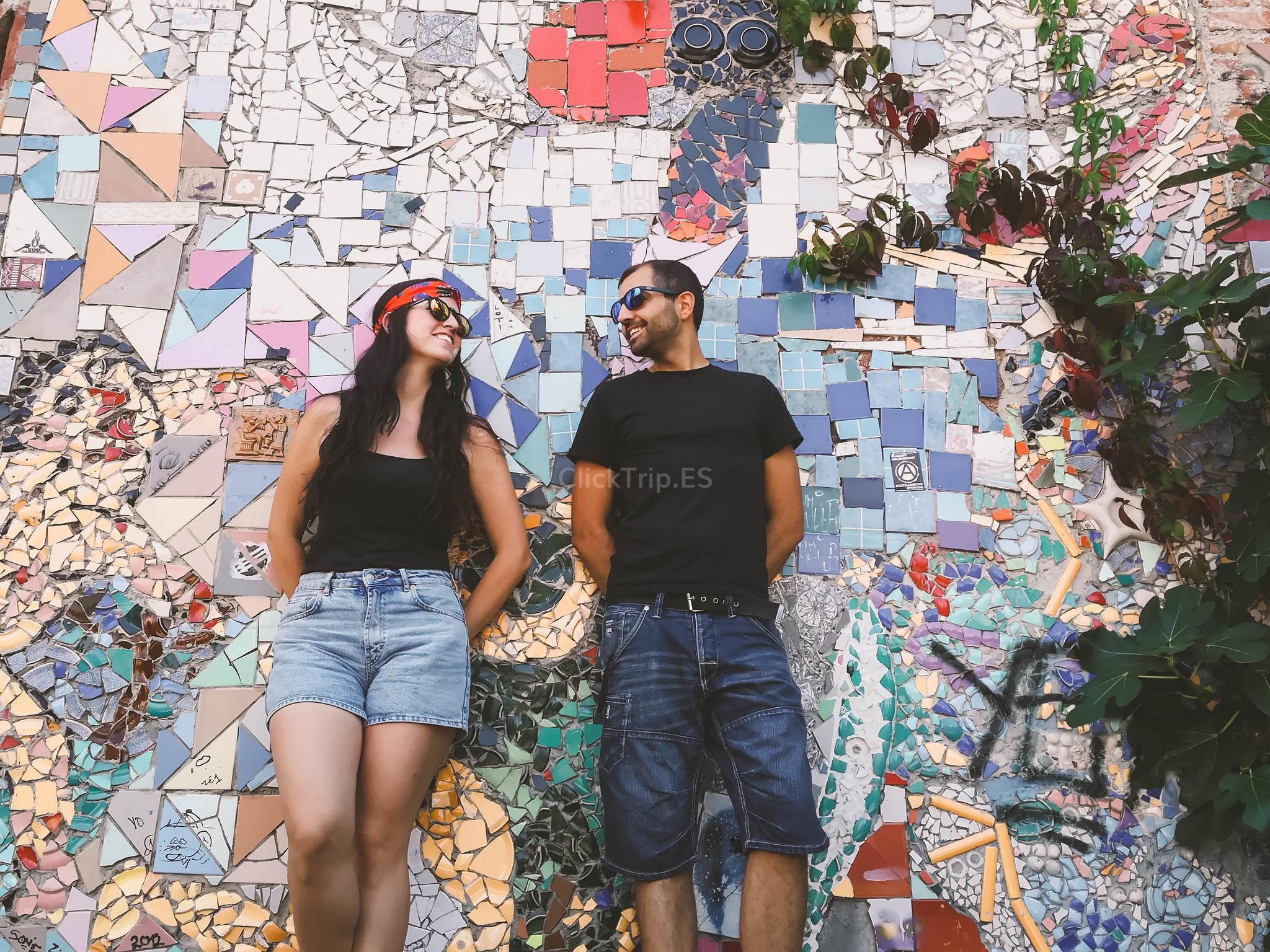 Barrio Metelkova | Eslovenia en Coche | Ruta y preparativos para viajar y visitar Eslovenia | ClickTrip.ES