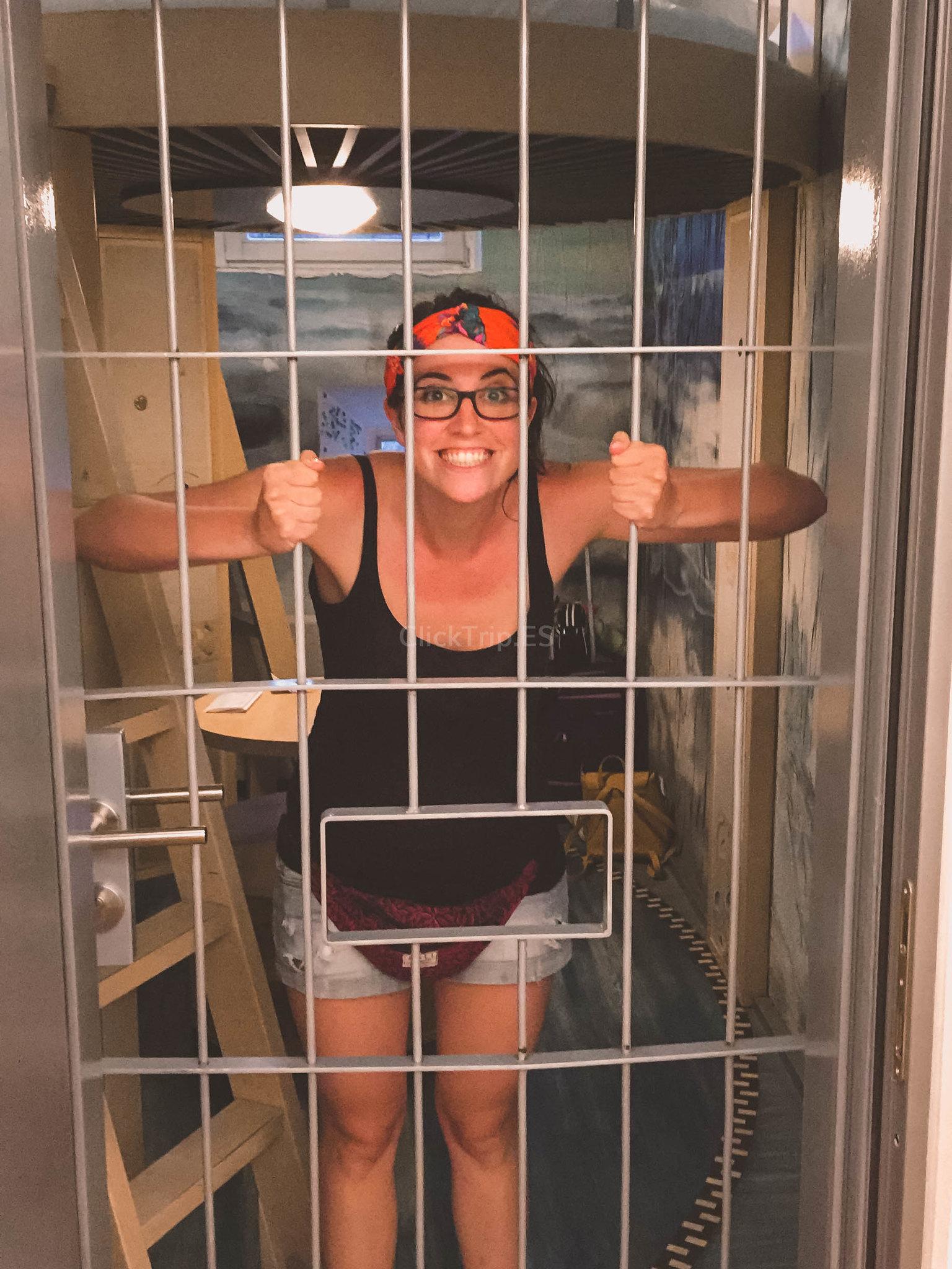 Hostel Celica Art | La sensación de dormir en una antigua prisión