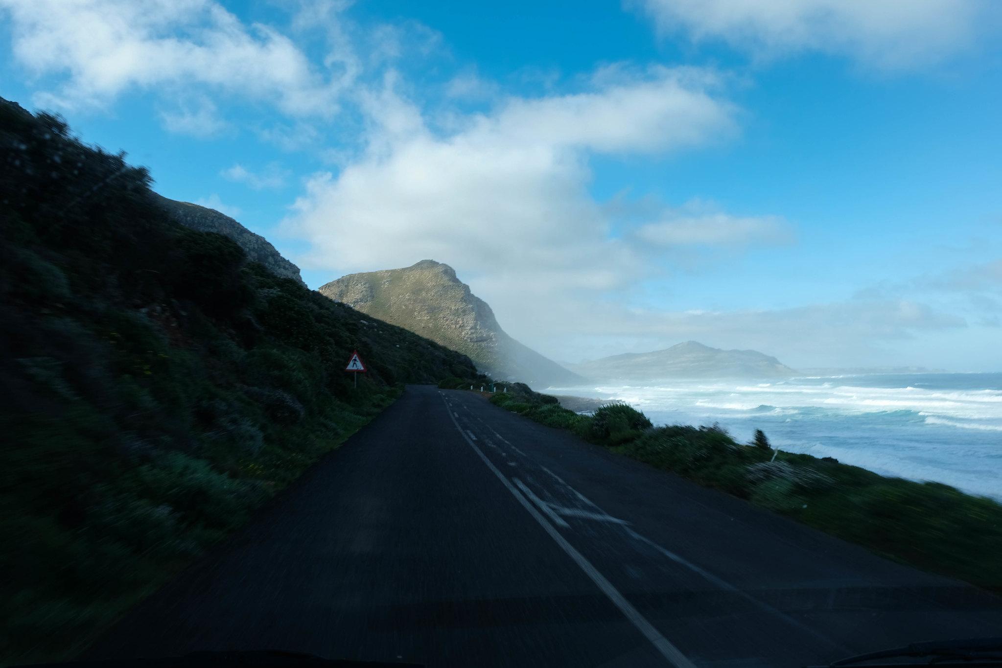Road trip around the cape!
