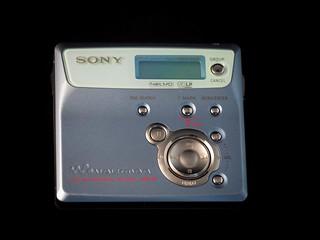 Sony Walkman  minidisc player-recorder MZ-N505.Please see  description.