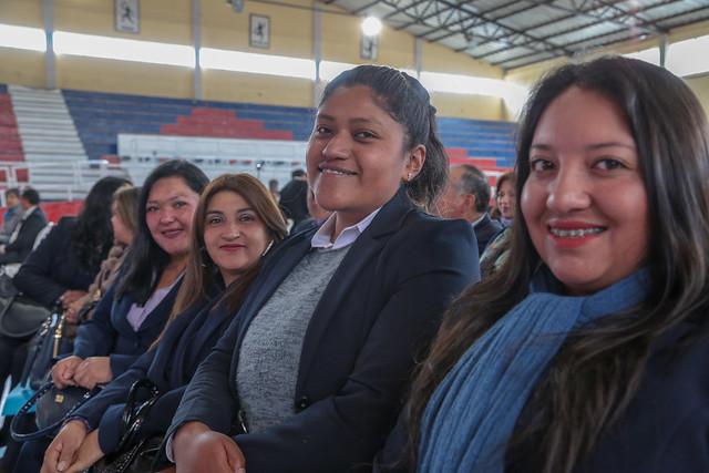 """Caravana Educativa, """"Juntos Soñamos, Juntos Construimos"""" Tulcán, Carchi"""