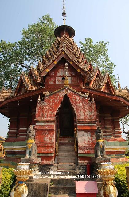 Jingzhen, Manlai pagoda