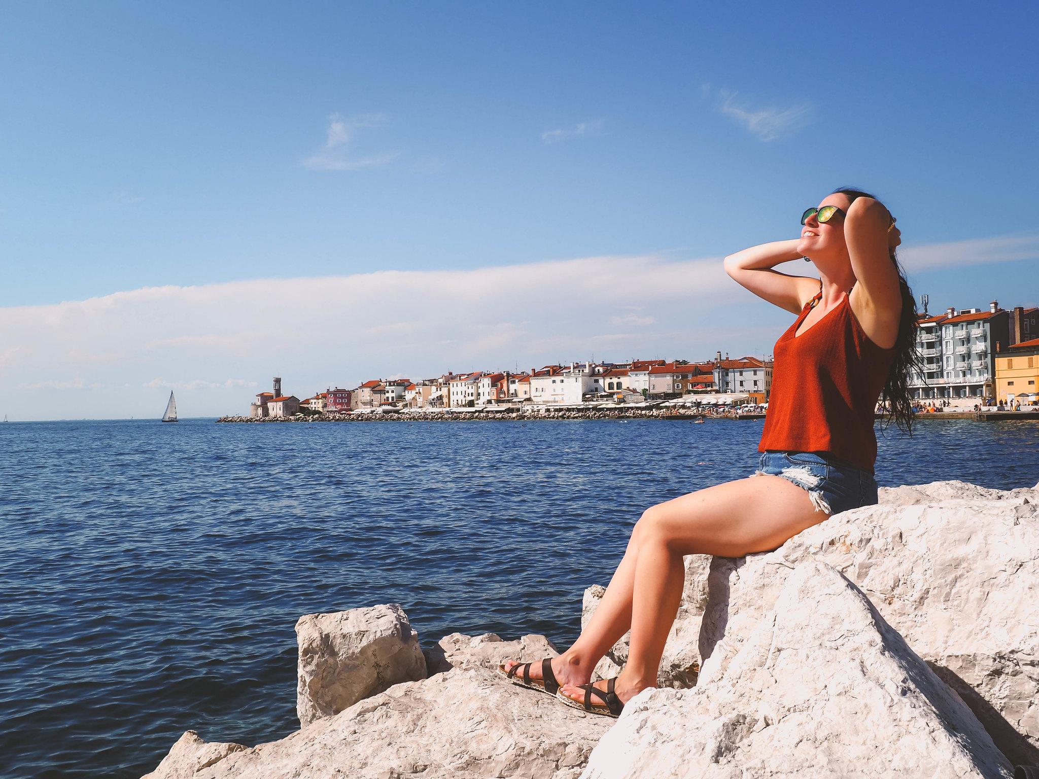 Gargantas de Tolmin | Eslovenia en Coche | Ruta y preparativos para viajar y visitar Eslovenia | Que ver en Eslovenia | ClickTrip.ES