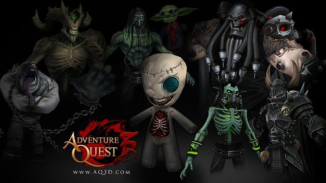 KORN Battle Concert is Now Live in AdventureQuest 3D!