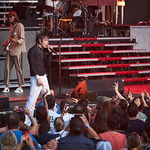 Sat, 17/08/2019 - 7:44pm - Cage the Elephant Live on WFUV Radio from Forest Hills Stadium in New York City, 8/17/19. Photo by Gus Philippas/WFUV