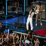 Sat, 17/08/2019 - 7:32pm - Cage the Elephant Live on WFUV Radio from Forest Hills Stadium in New York City, 8/17/19. Photo by Gus Philippas/WFUV