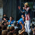 Sat, 17/08/2019 - 7:22pm - Cage the Elephant Live on WFUV Radio from Forest Hills Stadium in New York City, 8/17/19. Photo by Gus Philippas/WFUV