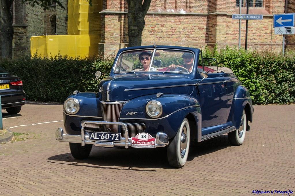 1941 Ford Super de Luxe - AL-60-72