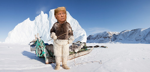 ... Sorry Mr. Trump, but you have to do better than this if you want to buy Greenland ...