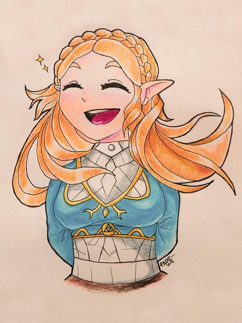 Happy Zelda!
