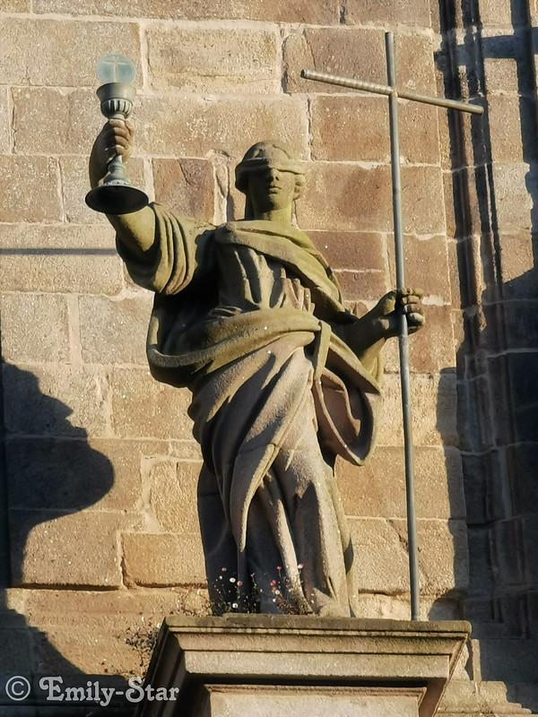Camino Portugues Santiago de Compostela