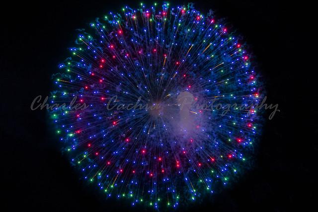 St. Mary Feast - Fireworks - Qrendi - Malta - 2019