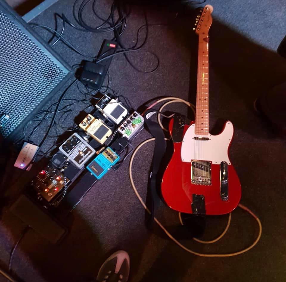 Matts Pedalboard | OL1BAR | Flickrnew icn messageflickr-free-ic3d pan white
