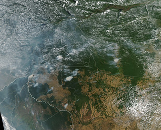 Fires in Brazil | by NASA Goddard Photo and Video
