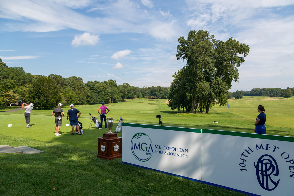 Round 2 - 104th Met Open Championship Presented by Callaway