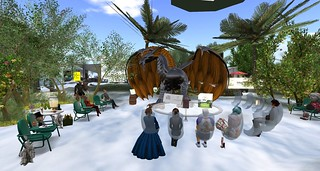Virtual Worlds Education Roundtable 7 March 2019 - Learning with Wonder