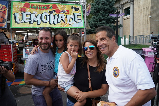 Governor Cuomo Kicks Off 172nd Great New York State Fair