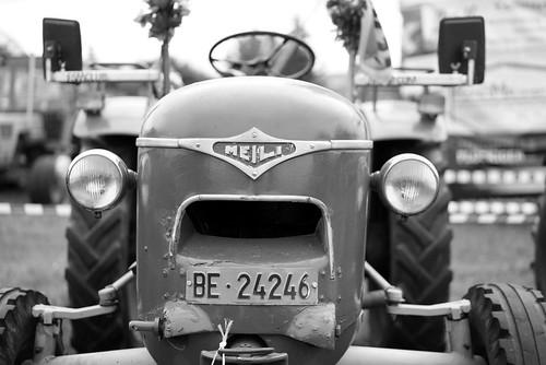 Jubiläums-Oldtimer Traktorentreffen, Vielbringen BE, CH