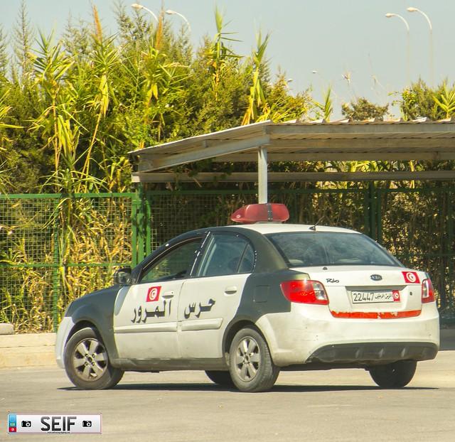 2019 Kia Rio Sedan: Police Vehicles Pool
