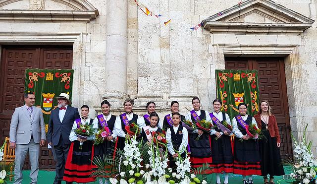 Acto inaugural de las Fiestas de Briviesca 2019 12