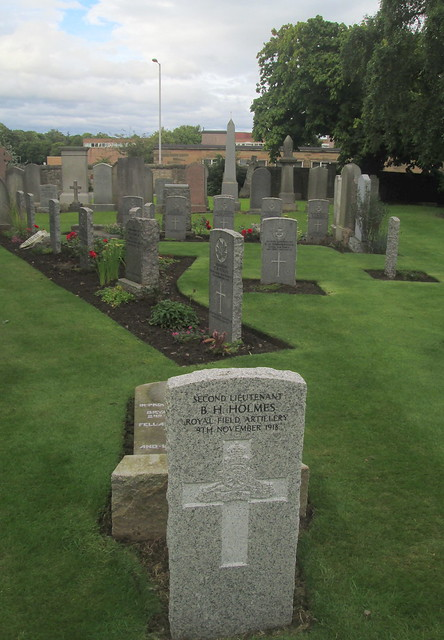 More War Graves, Comely Bank Cemetery, Edinburgh