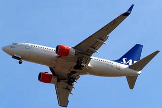 LN-TUM   Boeing 737-705 [29098] (SAS Scandinavian Airlines) Home~G 15/07/2013