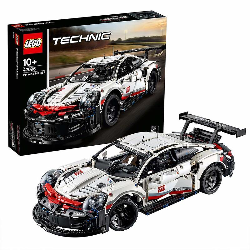 LEGO Technic Porsche 911 RSS