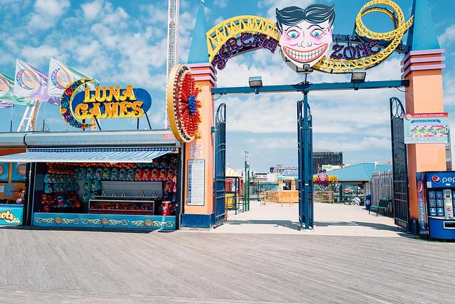 Luna Park Coney Island