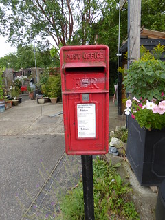 Postbox CO7 415D