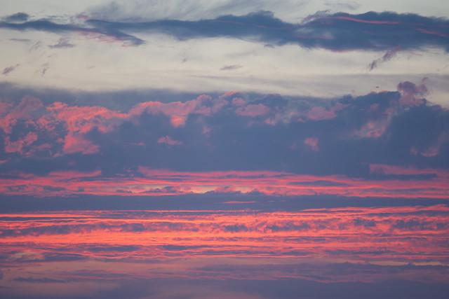 Nubes arreboladas 05