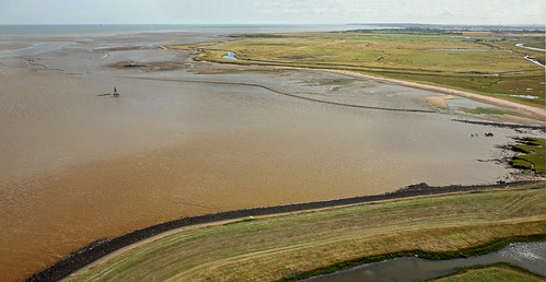 Yantlet Creek - Allhallows Marshes, the Hoo Peninsular