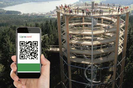 Lipno: nová karta hosta a letní novinky 2019