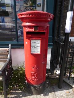 Postbox CO7 253