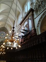 Coro. Catedral de Burgos
