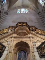 La Escalera Dorada. Catedral de Burgos