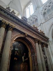Trascoro. Catedral de Burgos