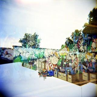 [La Mia Città] E i murales dietro Rob de Matt